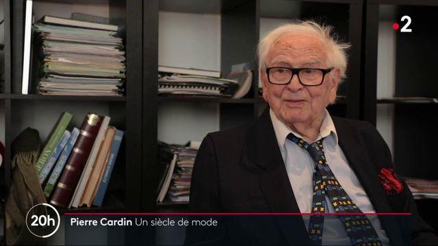 Pierre Cardin : le dernier empereur de la mode française