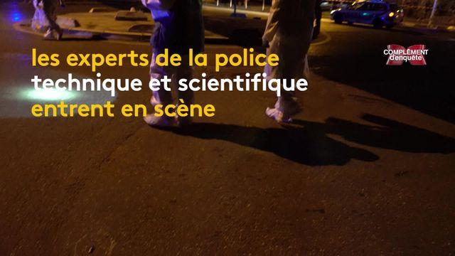 En immersion avec les experts de la police scientifique de Marseille