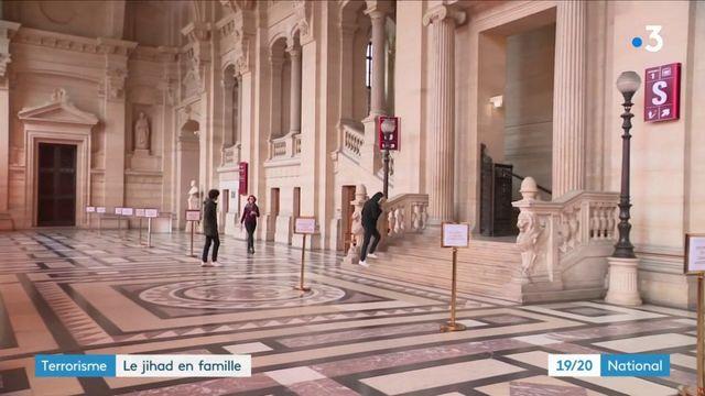Jihad : plusieurs personnes d'une même famille poursuivies devant les assises de Paris pour terrorisme