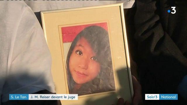 Affaire Sophie le tan : Jean-Marc Reiser nie toujours les faits