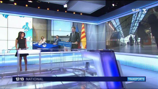 SNCF : Christian Estrosi envisage de faire jouer la concurrence