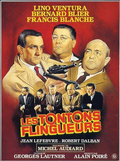 """""""Les tontons Flingueurs""""  (Gaumont)"""