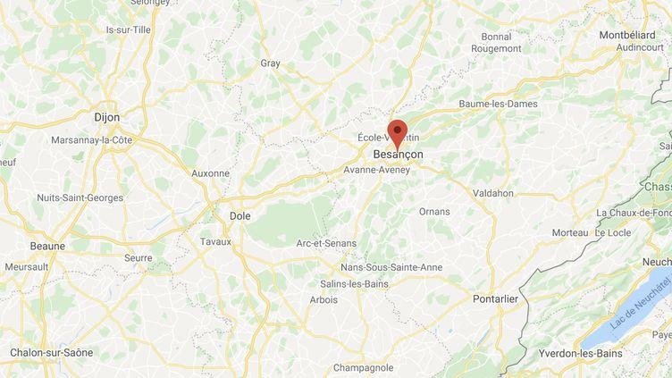 Le propriétaire, unhabitant de Besançon de 77 ans, se défend de toute maltraitance envers les animaux. (GOOGLE MAPS)