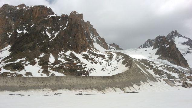 (Chamonix - Glacier d'Argentière © Guillaume Battin)