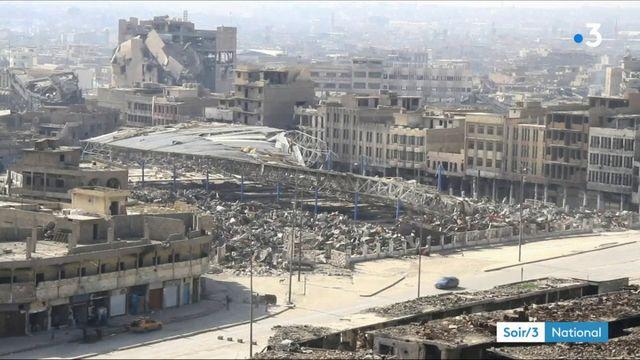 Irak : la reconstruction de Mossoul est arrivée