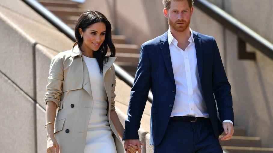 """Comment les relations entre Harry et Meghan et Buckingham Palace ont tourné à la """"battle royale"""""""