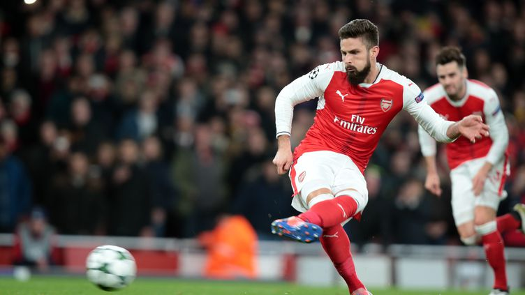 Olivier Giroud (Arsenal) (KIERAN GALVIN / NURPHOTO)