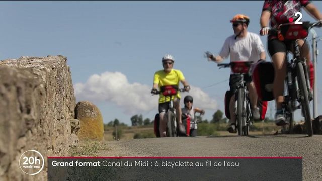 Vacances : longer le Canal du Midi à vélo, un itinéraire à succès