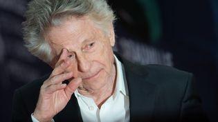 Roman Polanski lors du 45e festival du cinémaaméricain à Deauville (Calvados), le 7 septembre 2019. (LOIC VENANCE / AFP)
