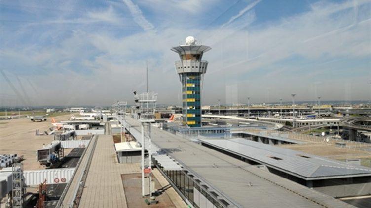 L'aéroport Charles-de-Gaulle à Roissy (AFP - AURORE MARECHAL)