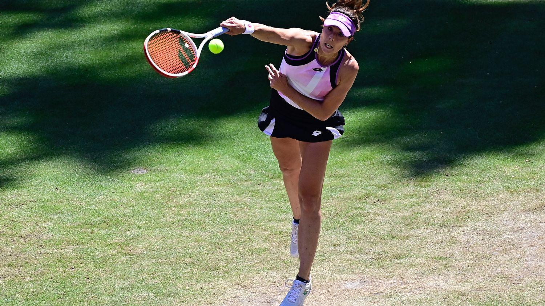 Tennis : Alizé Cornet et Ugo Humbert reverdissent sur le gazon allemand