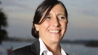 La productrice de cinéma française Sylvie Pialat  (David Ademas / PhotoPQR / Ouest France / MAXPPP)