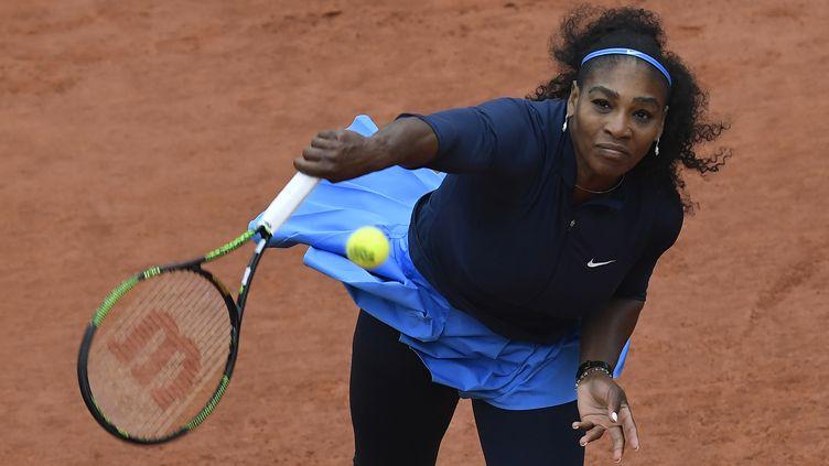 La N.1 mondiale, Serena Williams (MIGUEL MEDINA / AFP)