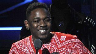 Kendrick Lamar, septembre 2012.  (John Amis / AP /Sipa)