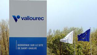 Un site de l'entreprise Vallourec, àSaint-Saulve (Nord), le 30 avril 2015. (FRANCOIS LO PRESTI / AFP)