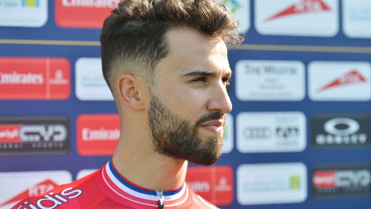 Malade, Nacer Bouhanni ne s'alignera pas à Milan-San Remo où il avait pris la 4e place en 2016 (ARTUR WIDAK / NURPHOTO)
