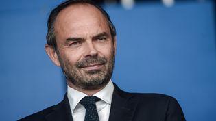 Le Premier ministre Edouard Philippe à Pau (Pyrénées-Atlantiques), le 9 septembre 2017. (GAIZKA IROZ / AFP)