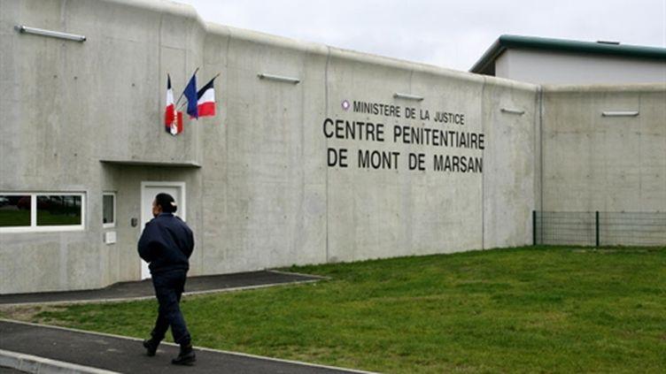 Le centre pénitentiaire de Mont-de-Marsan, 20 novembre 2008 (AFP Nicolas Tucat)