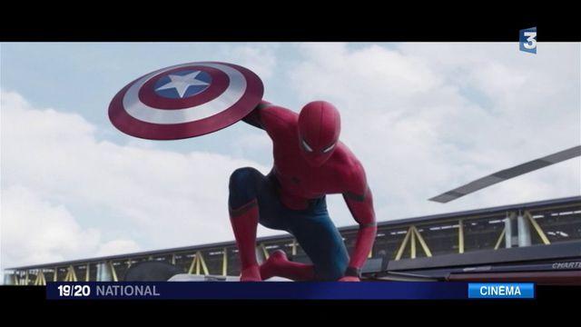 Cinéma : Spider-Man : Homecoming arrive dans les salles obscures