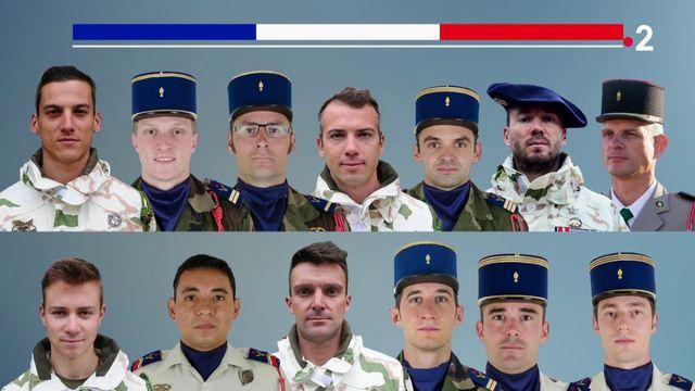 Militaires tués au Mali : hommages à ces hommes morts pour la France