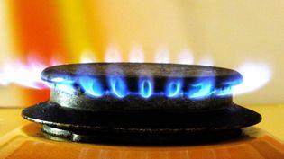 Les tarifs réglementés du gaz ont augmenté de 8,7% au 1er septembre 2021, après plus de 5% en août et près de 10% en juillet.  (HOUIN / BSIP / AFP)