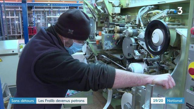 FRALIB : les salariés devenus patrons