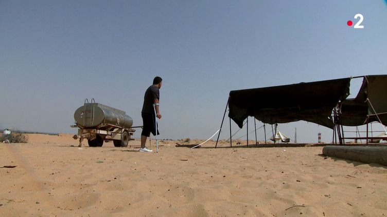 Gaza, une jeunesse estropiée (ENVOYÉ SPÉCIAL  / FRANCE 2)