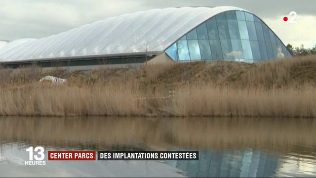 Center Parcs : des implantations contestées