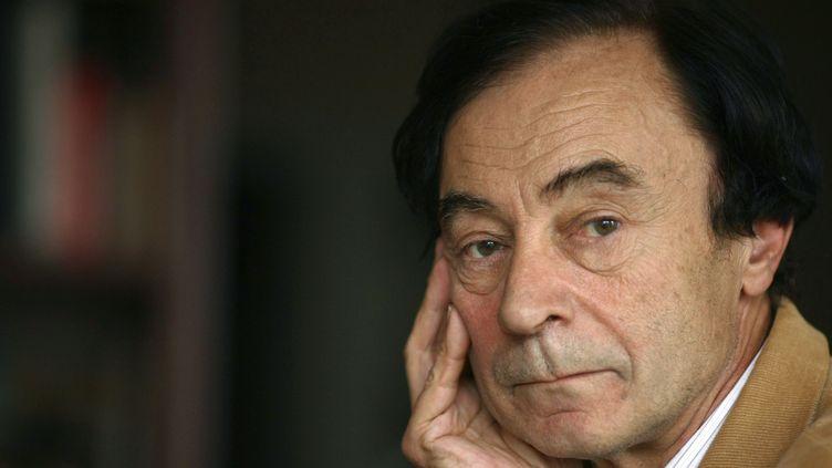 L'historien des religions Odon Vallet, le 24 septembre 2009 à Paris. (JOEL SAGET / AFP)