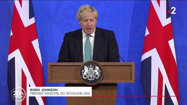 Covid-19 : malgré une baisse des chiffres de l'épidémie, le Royaume-Uni reste prudent