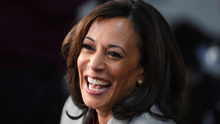 Si Joe Biden est élu, Kamala Harris pourrait devenir vice-présidente des Etats-Unis. (SAUL LOEB / AFP)