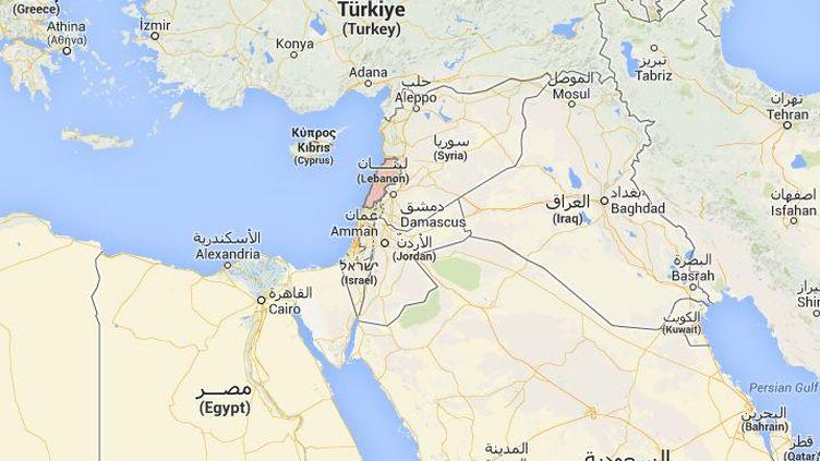 Deux explosions ont fait sept morts, le 19 novembre 2013, à Beyrouth (Liban). (FRANCETV INFO)