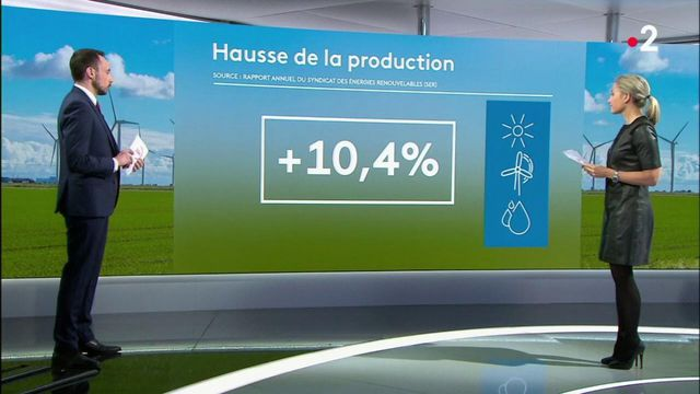 Energies renouvelables : plus d'un quart de la production d'électricité en France