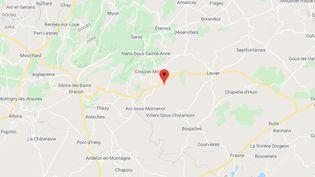 Villeneuve-d'Amont (Doubs) (GOOGLE MAPS)