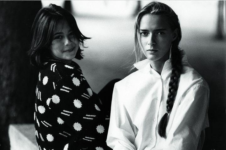 La collection « Lolita » créée en 1985. © Agnès b. Eté 1988  (Agnès b. )