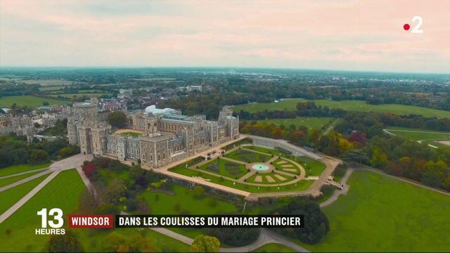 Royaume-Uni : dans les coulisses du mariage princier