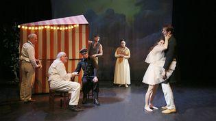 """""""Le Duel"""" de Tchekhov, mis en scène par Lisa Wurmser (PhotocLot)"""