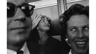 Garry Winogrand, Democratic Convention, Los Angeles, 1960, épreuve posthume d'après négatif original, à l'occasion de la rétrospective, courtesy Center for Creative Photography, The University of Arizona  (The Estate of Garry Winogrand, courtesy Fraenkel Gallery, San Francisco)