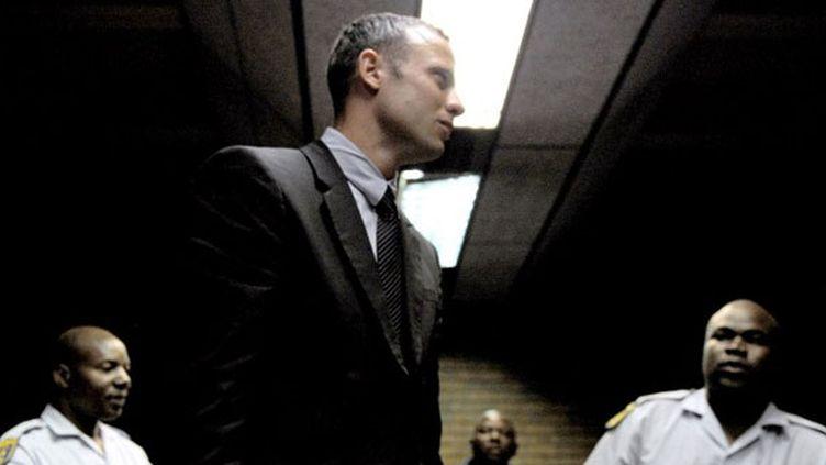 Oscar Pistorius au tribunal