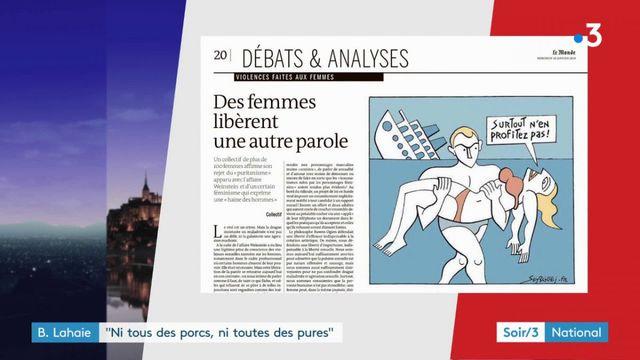 Brigitte Lahaie publie un livre pour répondre à #BalanceTonPorc