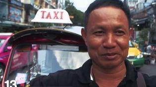 taxi bangkok (FRANCE 2)