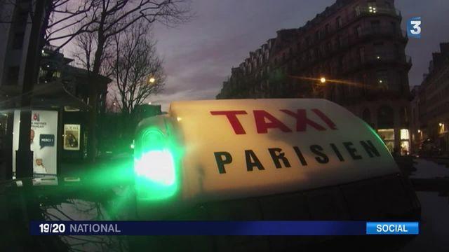 Colère des taxis : les faillites se multiplient