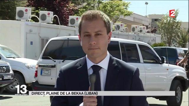 Migrants : François Hollande en déplacement au Liban
