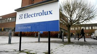 Le siège du fabriquant d'électroménager Electrolux, à Stockholm (Suède), en 2008. (REUTERS)