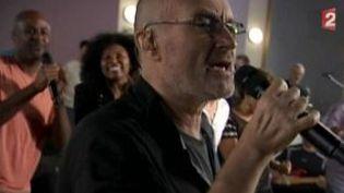 Phil Collins sort le disque de ses rêves sur les grands tubes de la Motown  (Culturebox)