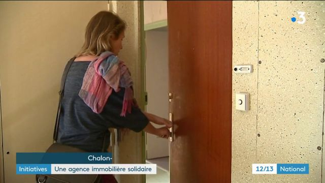 Initiative : une agence immobilière solidaire loge les personnes en difficultés