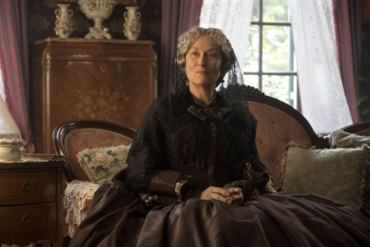 "Meryl Streep dans ""Les Filles du Docteur March"" deGreta Gerwig. (WILSON WEBB / Sony Pictures Releasing France)"