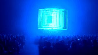Concert de Jean-Michel Jarre à la Halle Tony Garnier à Lyon, le 24 novembre 2016  (Culturebox / Capture d'écran)