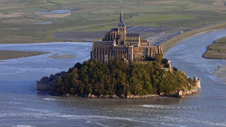 Le Mont-Saint-Michel (mai 2012)  (AFP / Gérard Labriet / Photononstop)