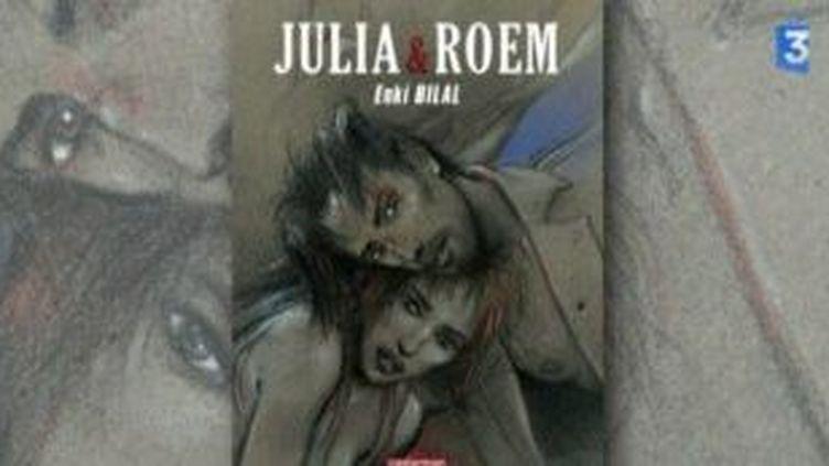 """""""Julia et Roem"""", le nouvel album d'Enki Bilal  (Culturebox)"""